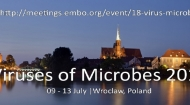 V konferencja Viruses of Microbes